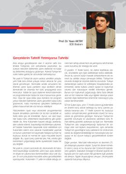 SD Dergisinin Şubat 2014 (51. Sayı)