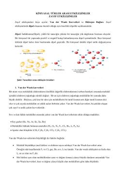 İndir (PDF, 555KB) - Kimya Ders Notları