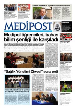 Medipost 7 - Medipol Üniversitesi