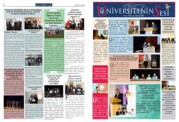 Mayıs 2014 - Muğla Üniversitesi