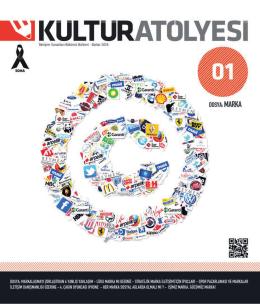 Kültür Atölyesi Dergisi