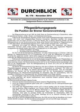 """Durchblick"" Nr. 178"