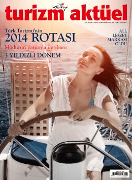 Turizm Aktüel 2014 Sayı 2