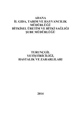 Turunçgil Kitabı