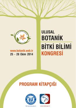 düzenleme kurulu - ulusal botanik kongresi