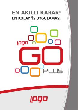 Logo Go Plus Broşürü