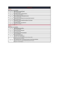 14 Mayıs 2014 - 2. İmmüno-Onkoloji ve Hedefe Yönelik Kanser