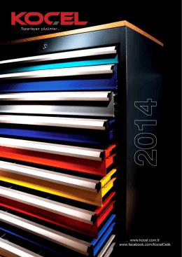Kocel-2014 - Koçel Çelik Eşya