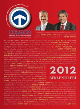 2012 - Taysad