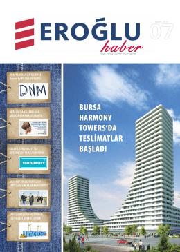 Eroğlu Holding İnsan Kaynakları Koordinatörü Ergin