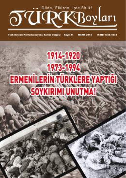 Dilde, Fikirde, İşte Birlik! - Türk Boyları Konfederasyonu