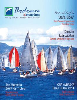 Tuncel Kurtiz - Milta Bodrum Marina