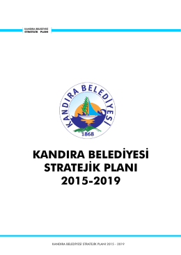 Stratejik Plan 2014-2019