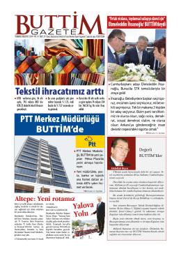 Buttim Gazetesi 25 sayı