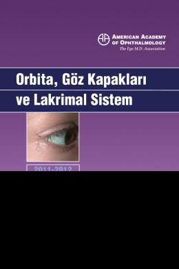 Orbita Anatomisi
