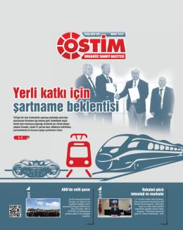 Ostim Organize Sanayi Gazetesi