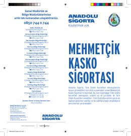 Mehmetcik Kasko brs.indd