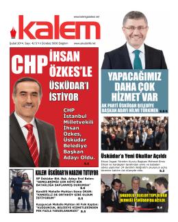 Kalem Gazetesi 42. Sayı