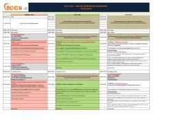 ıccı 2014 taslak konferans programı 24.04.2014