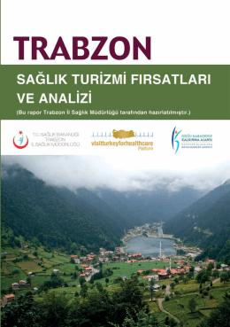 Mevcut Durum Analizi  - Trabzon İl Sağlık Müdürlüğü