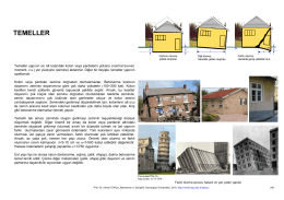 betonarme temeller