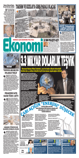 9 - Ekonomi Gazetesi