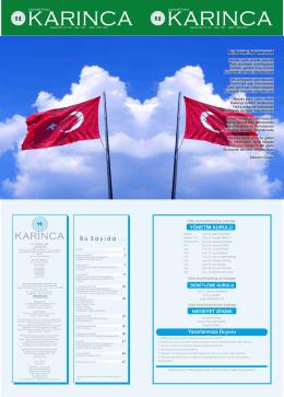 İndir (PDF, 2.35MB) - Türk Kooperatifçilik Kurumu