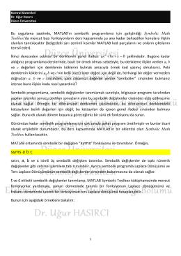 Mavikent KDGPA ilave revizyon nazım imar planına yapılan itirazın