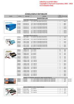 atak enerji sistemleri orbus marka 2014 pdf fiyat listesi için tıklayınız