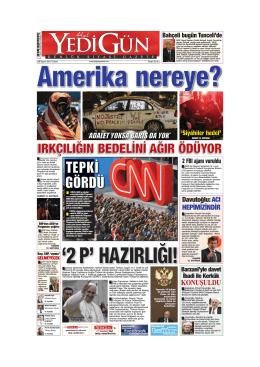 KONUŞULDU - Yedigün Gazetesi