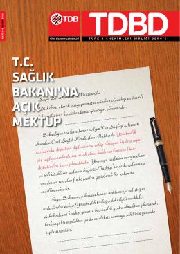 TDBD - Türk Dişhekimleri Birliği