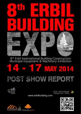 Erbil building Postreport 2014