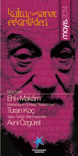 Ehl-i Makâm Turan Koç Avni Özgürel
