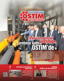 yüzde 20 - Ostim Organize Sanayi Gazetesi
