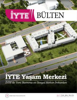Sayı 17 - İzmir Yüksek Teknoloji Enstitüsü