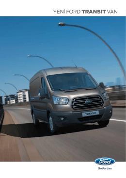 Yeni Transit Van İndirmek için tıklayınız