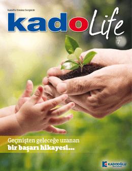 Sayı 7 - Kadooğlu Holding