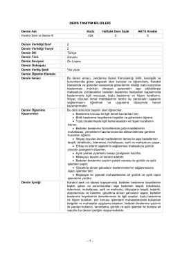 Karakol Sevk ve İdaresi - III - Jandarma Genel Komutanlığı