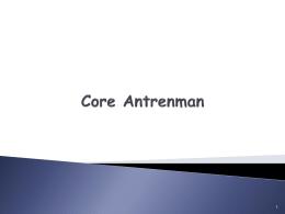 Core Antrenman