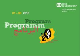 Programm - SOS