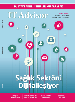 Eylül 2014 - IT Advisor