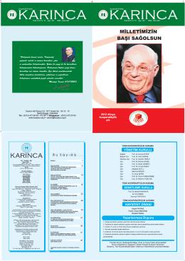 İndir (PDF, 3.65MB) - Türk Kooperatifçilik Kurumu