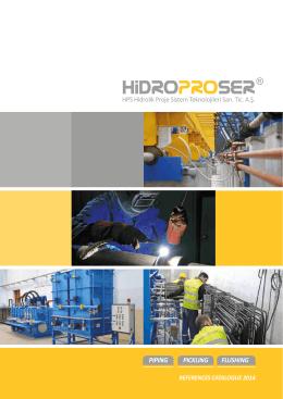 HPS Hidrolik Proje Sistem Teknolojileri San. Tic. A.Ş