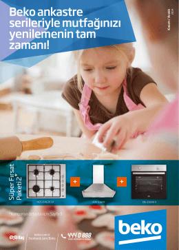 Beko ankastre serileriyle mutfağınızı yenilemenin tam zamanı!