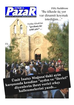 sayı 466.p65 - Afrika Gazetesi
