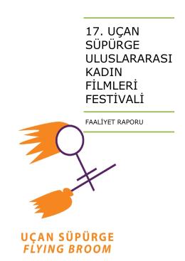 17. uçan süpürge uluslararası kadın filmleri festivali