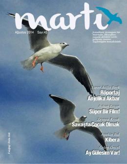 bu bağlantıdan - Martı Dergisi