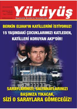 SİZİ O SARAYLARA GÖMECEĞİZ! - PDF