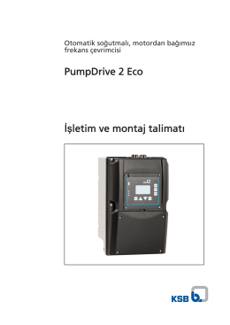 PumpDrive 2 Eco
