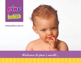 dıjı katalog - bebek bezi üreticisi___pine bebek bezleri